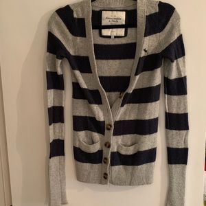 Abercrombie and Fitch Long Sweater